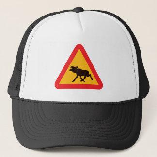 Moose | Graphic Design Trucker Hat