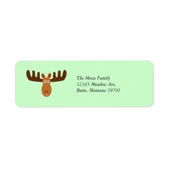 Moose Head_Classic customizable