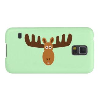 Moose Head_Classics Galaxy S5 Cover