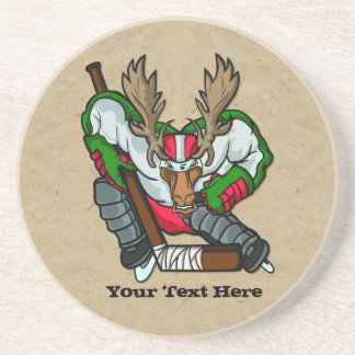 Moose Hockey Coaster