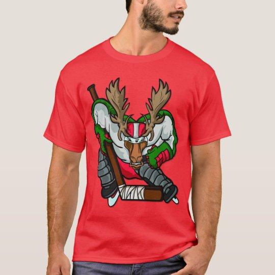 Moose Hockey T-Shirt