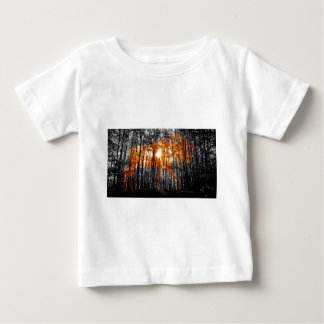 Moose in the Trees Baby T-Shirt