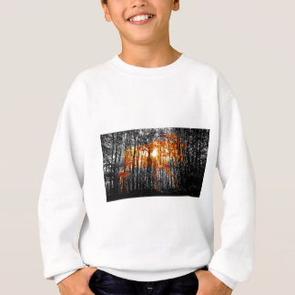 Moose in the Trees Sweatshirt