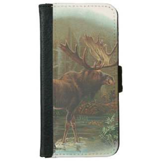 Moose iPhone 6 Wallet Case