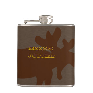 Moose Juiced Hip Flask