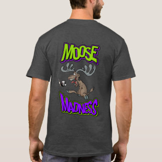 Moose Madness Pool Shirt