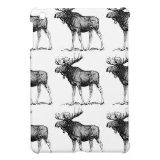 moose mess iPad mini cases