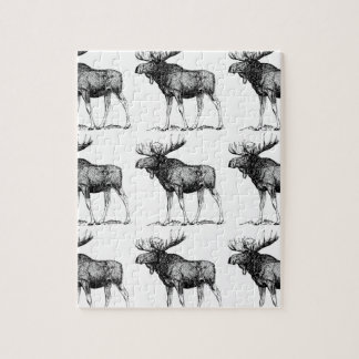 moose mess jigsaw puzzle