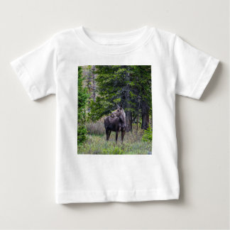 Moose Mother Baby T-Shirt