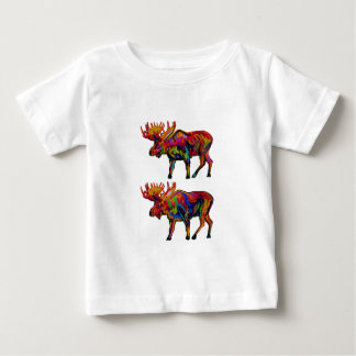 MOOSE OF TWO BABY T-Shirt