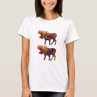 MOOSE OF TWO T-Shirt