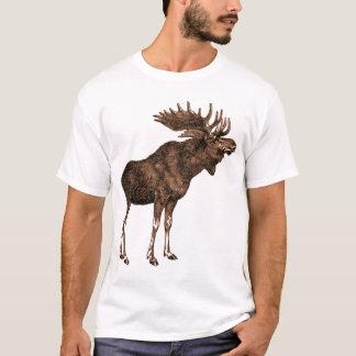 moose on shirt