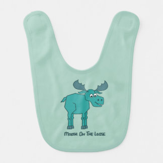 Moose on the Loose Bibs