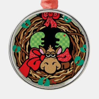 Moose Ornament