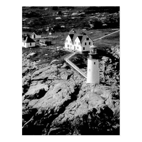 Moose Peak Lighthouse Postcard