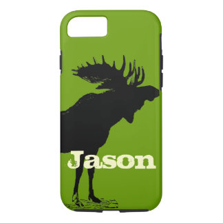 Moose Personalized iPhone iPhone 7 Case