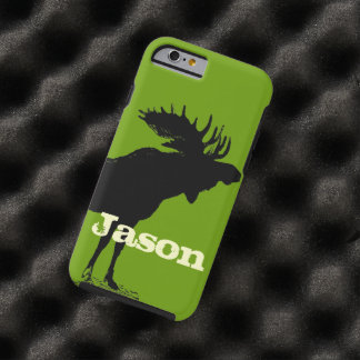 Moose Personalized iPhone Tough iPhone 6 Case