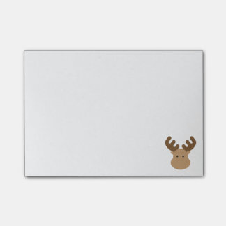 Moose Post-it Notes