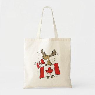 Moose Shirts and Gifts 86 Budget Tote Bag