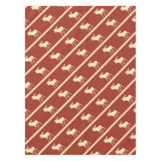 moose star tablecloth