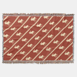 moose star throw blanket