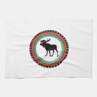 MOOSE TO SHOW KITCHEN TOWEL