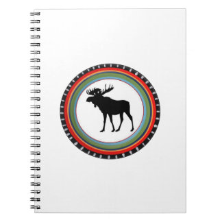 MOOSE TO SHOW NOTEBOOK