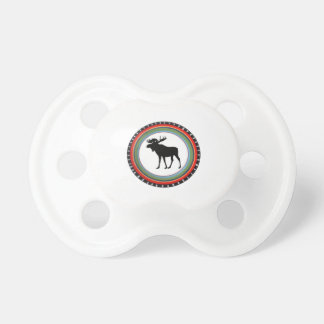 MOOSE TO SHOW PACIFIER
