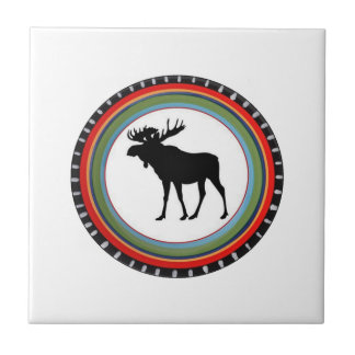 MOOSE TO SHOW TILE