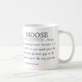 Moose Totem Mug