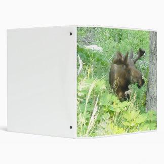 Moose Vinyl Binder