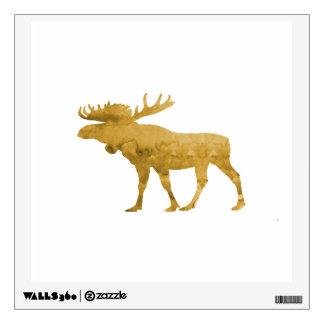Moose Wall Decal