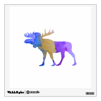 Moose Wall Sticker