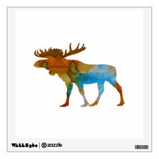 Moose Wall Sticker