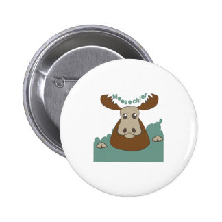 Moosechief Buttons