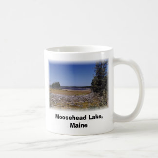 Moosehead Lake, Maine Coffee Mug