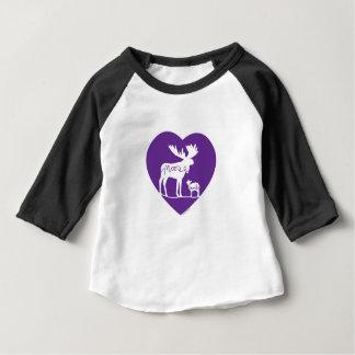 mooselambLOVE Baby T-Shirt