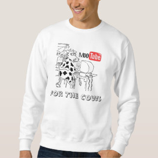 MooTube Sweatshirt