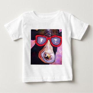 MOOvie Star COW Baby T-Shirt
