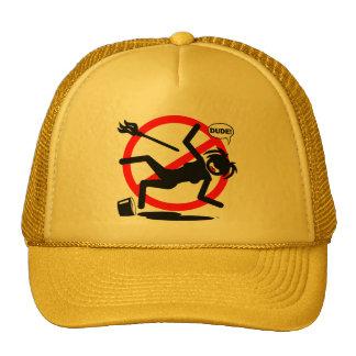 Mop Hazard T-Shirts and Apparel Trucker Hat