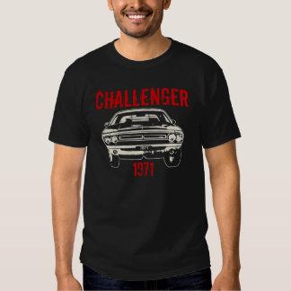 Mopar - 1971 Dodge Challenger T Shirt