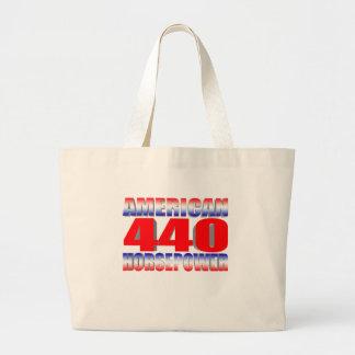 Mopar 440 Dodge Large Tote Bag