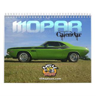 Mopar Calendar