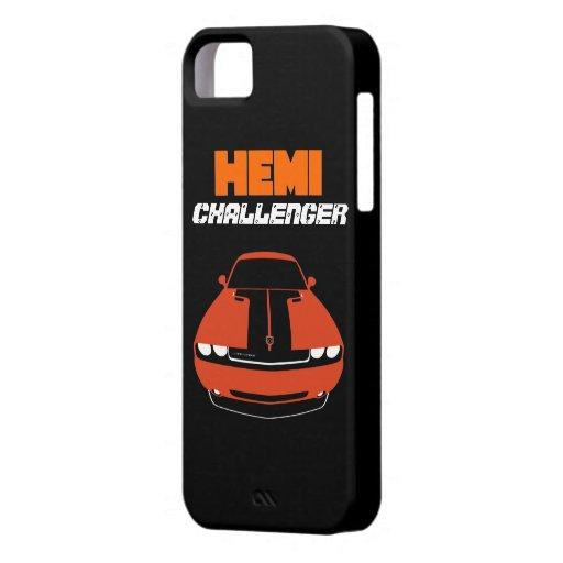 Mopar - Dodge Challenger iPhone 5 Covers