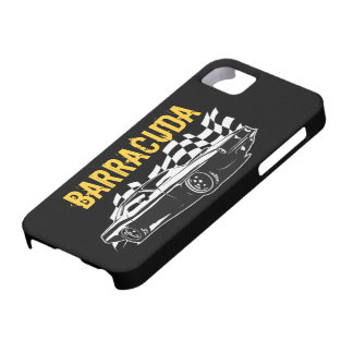 Mopar - Plymouth Barracuda - Cuda iPhone 5 Cover