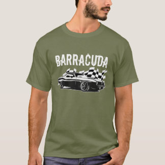 Mopar - Plymouth Barracuda - Cuda T-Shirt
