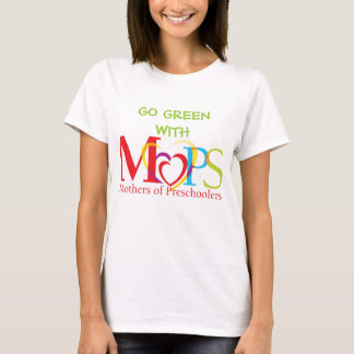 Mops of Columbia SCBC T-Shirt