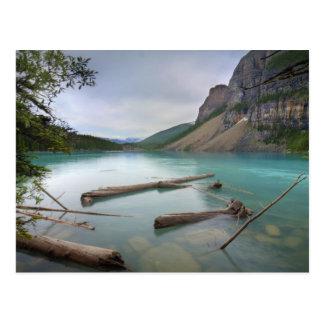 Moraine Lake Canada Postcard