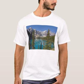 Moraine Lake, Canadian Rockies, Alberta, Canada 2 T-Shirt