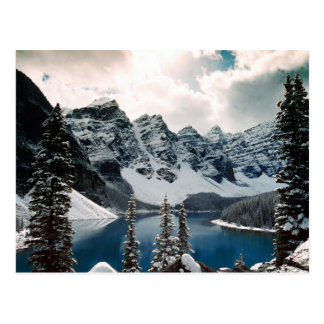 Moraine Lake Postcard